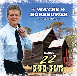 22 Gospel Greats CD cover