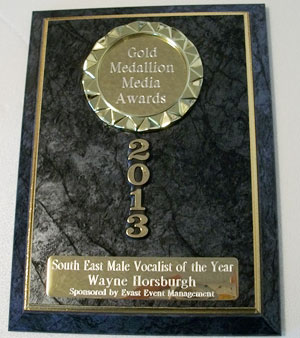 2013 Gold Medallion Media Award