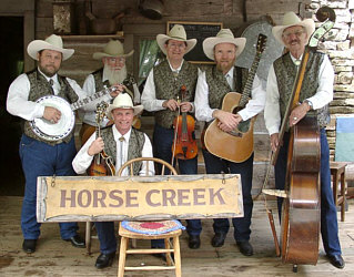The Horse Creek Band