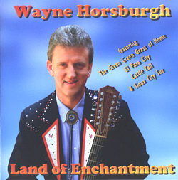LAND OF ENCHANTMENT CD Cover