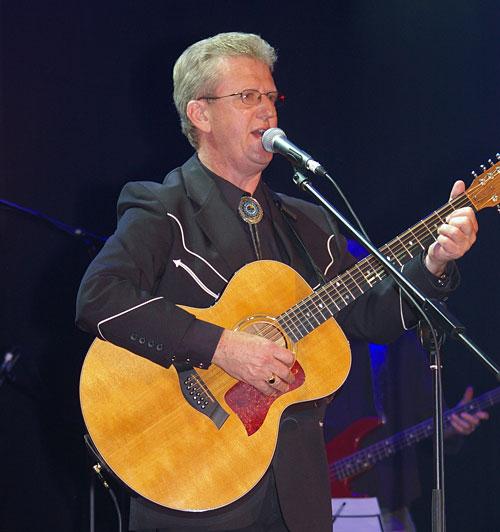 Wayne singing