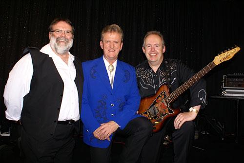Greg Hooper, Wayne Horsburgh, Bob Howe