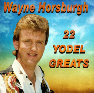 22 Yodel Greats CD cover