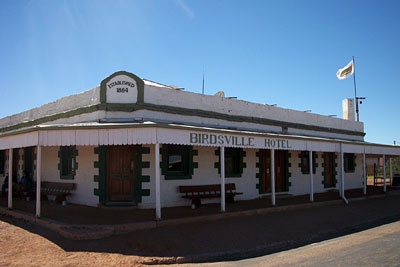 The Birdsville Pub in Outback Australia, May 2nd 2015