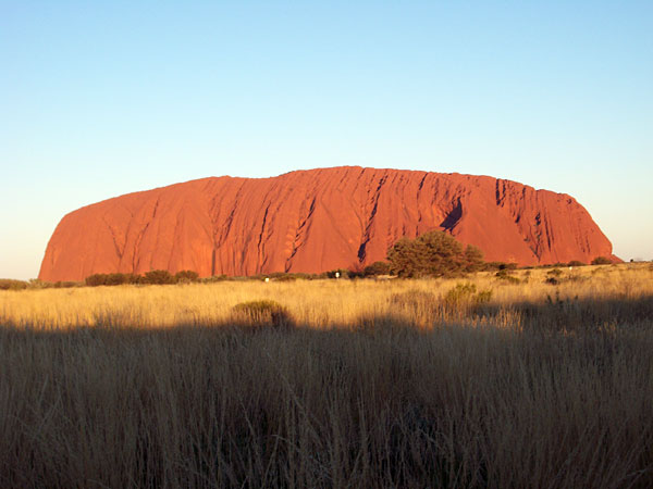Uluru ( Ayers Rock ) Northern Territory