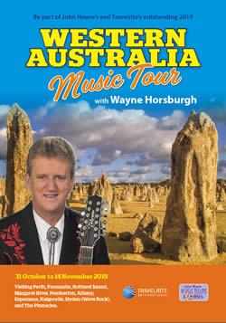 WA tour brochure front